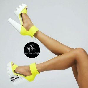 Love Lug Sandals